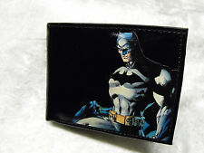 Batman Decorated Leather Wallet M190