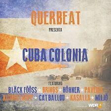 QUERBEAT - CUBA COLONIA  CD NEU