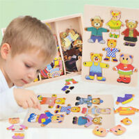 Early Learning Montessori Educational Toys Environmental Protection Child Gifts