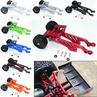 Alloy Rear Wing Mounting Wheelie Kit For 1/8 Arrma Outcast 6s BLX Stunt RC Truck