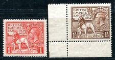 GB 1924 166-167 ** POSTFRISCH (J5230