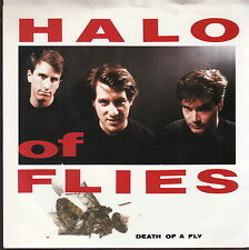 """halo of flies death of a fly 7"""" on amphetamine reptile records"""