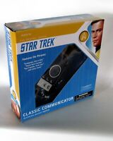 Star Trek Original Series Classic Communicator Authentic Prop Replica NEW FRESH!
