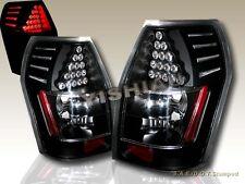 2005-2008 DODGE MAGNUM BLACK TAIL LIGHTS WITH LED