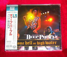 Deep Purple Come Hell Or High Water JAPAN CD BLU SPEC 2 BSCD2  SICP-30387