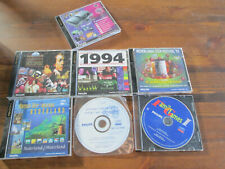 very rare lot of 7 PHILIPS CDI discs incl model 450 tutorial and INTERNET promo