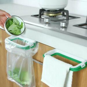 Multi Functional Rubbish Bag Hanger - Kitchen Creative Tools