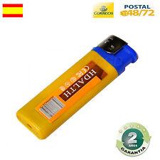 USB MECHERO CON CAMARA ESPIA OCULTA.  FOTO VIDEO VOZ. MICROFONO PEN DRIVE ESPIA