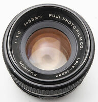 Fuji Fujinon Fujiphoto 1.8 1:1.8 55mm 55 mm - M42 Anschluss
