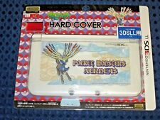 NEW Nintendo Pokemon XY Xerneas Upper Hard Cover 3DS LL XL Console System JAPAN