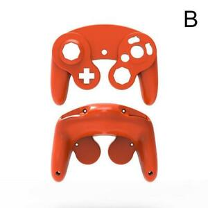 1X For Gamecube Controller Housing Cover Shell Handle Case Replacement Parts GOO