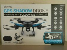 promark p70 gps shadow drone with extra battery.