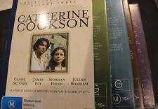 CATHERINE COOKSON VOLUME 3 DVD SET OF 4 RARE OOP DELETED MOVIES WINGLESS BIRD