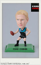 2008 Select AFL STARS COLOR FIGURINE NO.31 Chad Cornes (Port Adelaide)