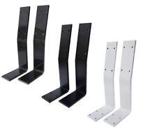 Rückenlehnenhalter Bankkufen Sitzbank Lehnenhalter Hocker Stuhl Halter 60 x 8 mm