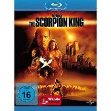 THE SCORPION KING BLU-RAY NEU DWAYNE (THE ROCK) JOHNSON,MICHAEL CLARKE DUNCAN
