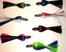 "Iland Lure Lot 5 Big Game 9"" Trolling Fishing Saltwater Tuna Wahoo Marlin Mahi"