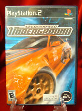 Sony PlayStation 2 - Need For Speed: Underground (2006)