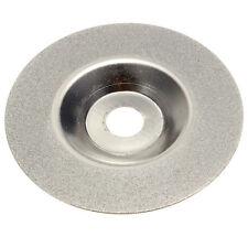 Disco diamantato per affilatura lame, frese, utensili tornio.