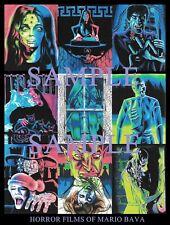 Barbara Stele Mario Bava Gothic Giallo Horror Movie Art Print From Artist 1