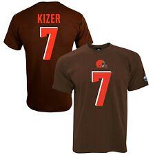 A139 Mens S Cleveland Browns London Games 2017 DeShone Kizer T-Shirt