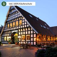 3 Tage Luxus-Urlaub in Dinklage im Vila Vita Burg-Hotel mit Frühstück und Therme