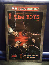 The Boys Comic Issue 1 (Free Comic Book Day 2020 Issue) by Garth Ennis