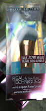Real Techniques Limited Edition Mini Expert Face Brush Full-Sized Head NEW