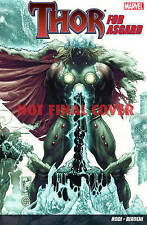 Thor: For Asgard, Simone Bianchi Robert  Rodi, New Book