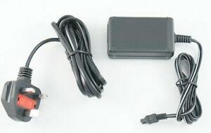 Mains Lead Charger AC-L100 for Sony DCR-PC330 DCR-PC6E DCR-PC8E DCR-PC9E