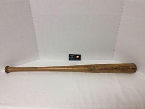 Mickey Mantle Signed Major League Mantle Style Wood Baseball Bat InPerson COA
