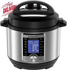 Instant Pot Ultra 3 Qt 10-In-1 Multi- Use Programmable Pressure Cooker, Slow Coo