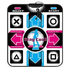 USB Non-Slip Dancing Step Dance Mat Pad for PC TV AV Video Household Game HOT US