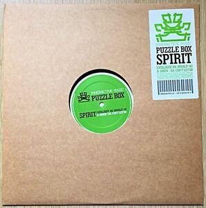 "Spirit – Puzzle Box LP Part 3 Siren / Can't Let Go 12"" Vinyl Record INNALP103"