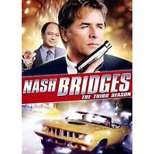 Nash Bridges Third Season - 5 Disc Set (2015 DVD New)