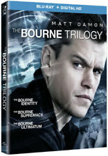 The Bourne Trilogy [New Blu-ray] UV/HD Digital Copy, 3 Pack, Digitally Mastere