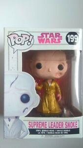 Supreme Leader Snoke Funko POP! Vinyl #199 Star Wars Last Jedi