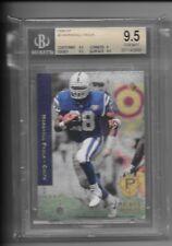 Marshall Faulk Colts 1994 SP #3 Upper Deck UD Rookie RC BGS 9.5 Gem Mint