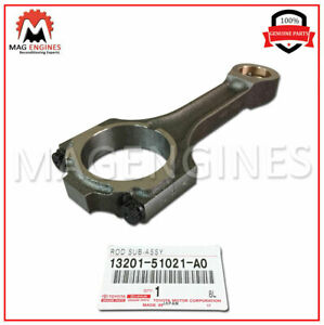 13201-51021-A0 GENUINE OEM CONNECTING ROD SUB-ASSY 1320151021A0