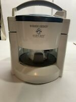 Black & Decker Lids Off Automatic Electric Jar Opener JW200 White-Tested
