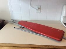 Vintage Antique Old Metal Childs Folding Ironing Board