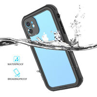 For iPhone 11 6.1 Inch Case Cover Shockproof IP68 Waterproof Protector Shell NEW