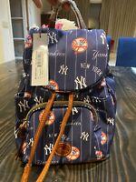 NEW YORK YANKEES DOONEY & BOURKE MEDIUM MUPRHY BACKPACK MLB