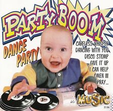 PARTYBOOM - DANCE PARTY / CD - TOP-ZUSTAND