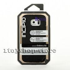 Incipio NGP Soft Rubber Snap Slim Case Cover For Samsung Galaxy S6 (Matte Black)