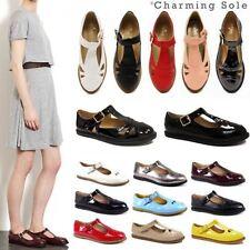 Zapatos planos de mujer de color principal negro