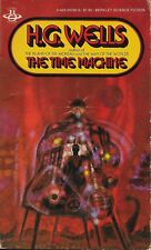 H.G. WELLS  The Time Machine  paperback book