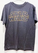 GAP Star Wars Men's Short Sleeve T-Shirt Size M Grey Authentic Licensed