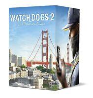 Watch Dogs 2 Collectors San Francisco Edition Ubisoft PC DVD-ROM Neu OVP