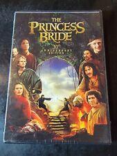 The Princess Bride (30th Anniversary Edition) (Dvd, 1987) New!